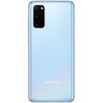 Vente vitre arrière Galaxy S20 Bleue, pièce de rechange Samsung