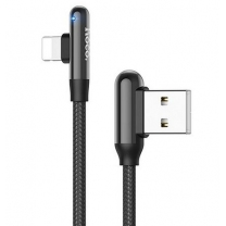 Vente Câble USB lightning 90 degrés, angle droit iPhone iPad