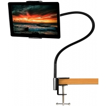 Support col de signe flexible pour tablettes Apple iPad, Samsung ...
