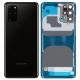 Vente Vitre arrière Galaxy S20 Plus Noire, pièce Samsung GH82-22032A