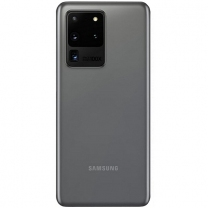 Vente coque arrière Galaxy S20 Ultra Gris, pièce Samsung GH82-22217B