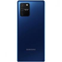 Vente Coque arrière Galaxy S10 Lite Bleu, pièce Samsung GH82-21670C