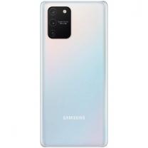 Vente Capot arrière Galaxy S10 Lite Blanc, pièce Samsung GH82-21670B