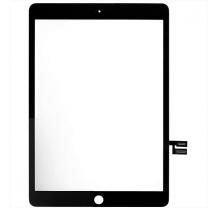 Vente de vitre tactile noire iPad 7 2019. Pièce détachée remplacement