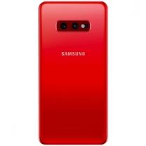 Vitre arrière Galaxy S10e rouge, pièce détachée Samsung