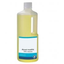 Alcool modifié 70% : 1 litre désinfection iPhone iPad