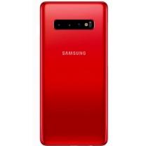 Vente vitre arrière Galaxy S10+ Rouge