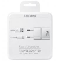 Chargeur rapide + câble original Samsung