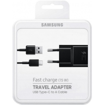 Chargeur Fast Charge Samsung Original 2A + câble USB-C