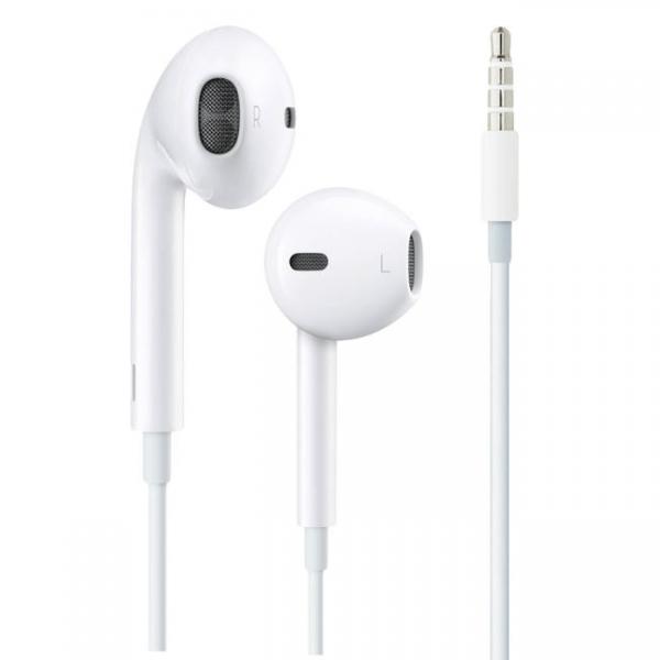 iPhone 5 à 6s Plus : main libre blanc V2 - accessoire