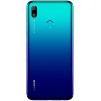 Coque arrière Huawei P Smart 2019 bleue