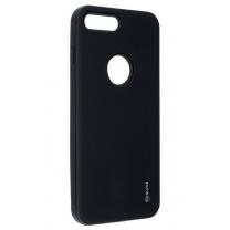 Coque renforcée iPhone 7 Plus, iPhone 8 Plus Noire