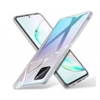 Coque Note 10 Lite / Galaxy A81 transparente
