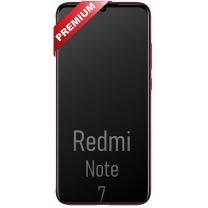 Vitre écran Xiaomi Redmi Note 7 rouge, pièce détachée de remplacement