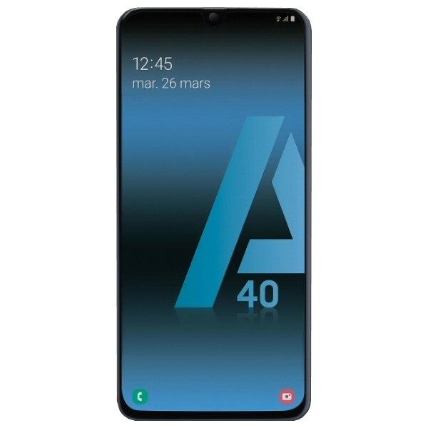 Vitre écran Galaxy A40 d'origine Samsung