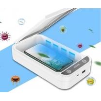 Boîte de désinfection UV pour smartphones