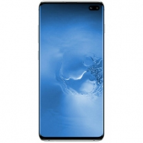Vitre écran Galaxy S10+ bleu