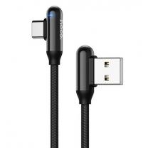 Câble USB-C 90 degrés