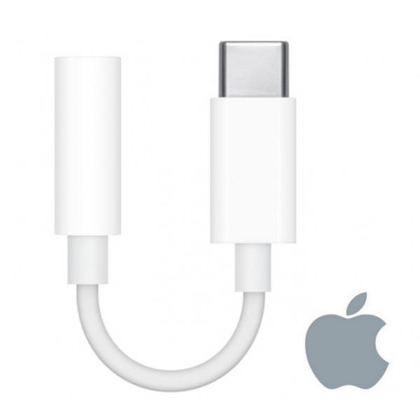 Adaptateur USB-C vers jack 3,5