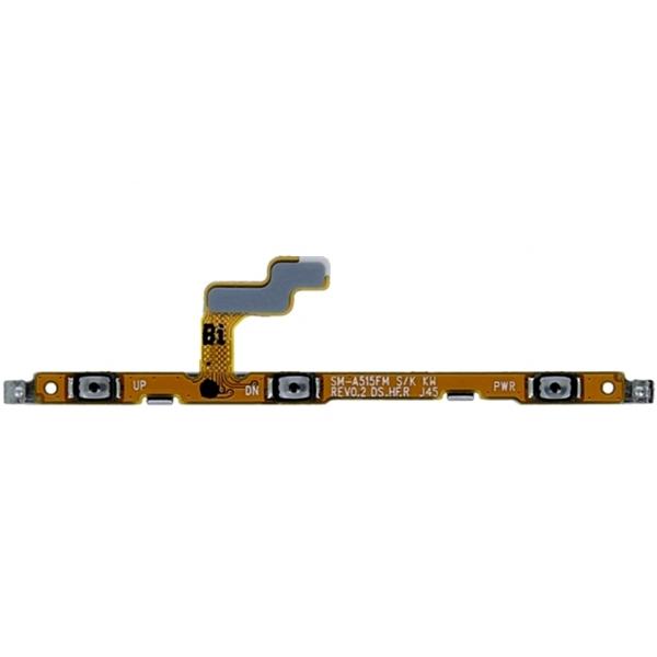 Vente nappe power volume Galaxy A51 et A71. Pièce pour réparation