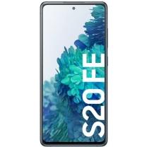 Vitre écran Officiel Galaxy S20 FE Bleu