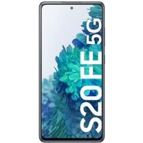 Vitre écran Officiel Galaxy S20 FE 5G Bleu