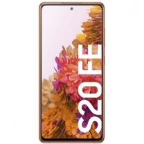 Vitre tactile Officiel Galaxy S20 FE (G780) Orange