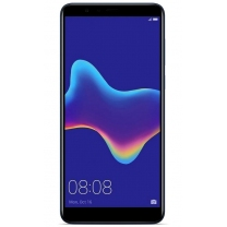Vitre tactile écran Huawei Y9 2018