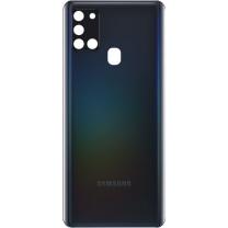 Coque arrière Galaxy A21S noir
