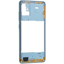 Châssis intermédiaire Galaxy A51 Bleu