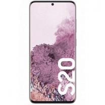 Vitre écran Rose Galaxy S20 Samsung