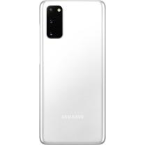 Vitre arrière Galaxy S20 Blanc