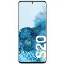 Vente vitre Galaxy S20 Bleu. Pièce origine Samsung GH82-22131D
