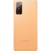 Coque arrière Galaxy S20 FE 4G / 5G orange