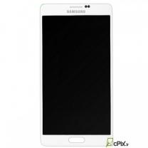 Ecran complet Blanc Galaxy Note 4 SM-N910F