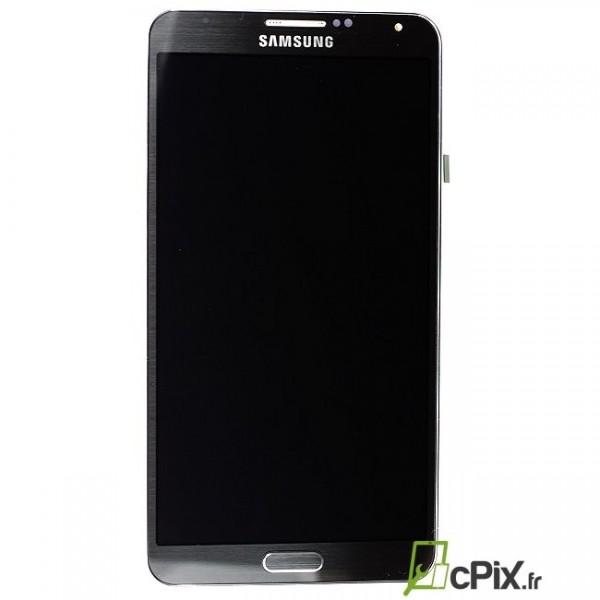 Galaxy Note 3 SM-N9005 : Ecran complet Noir - pièce détachée