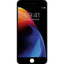 Vitre tactile écran iPhone 8 Noir Platinium