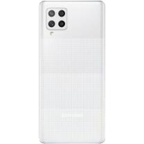 Coque arrière Galaxy A42 5G (A426) Blanc