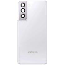 Capot arrière blanc Galaxy S21 5G. Officiel Samsung