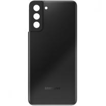 Vitre arrière noire Galaxy S21+ 5G. Origine Samsung