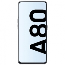 Vitre écran Galaxy A80 gris Samsung