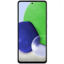 Vitre écran batterie Galaxy A72 Violet Officiel Samsung
