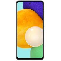 Vitre écran batterie Galaxy A52 Violet Officiel Samsung