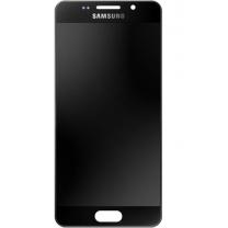 Vitre écran Amoled d'origine Galaxy A5 2016 Noir