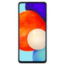 Vitre écran batterie Galaxy A52 Bleu Officiel Samsung
