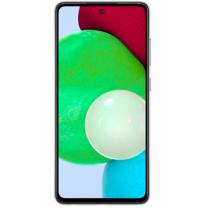 Vitre écran batterie Galaxy A52 Blanc Officiel Samsung