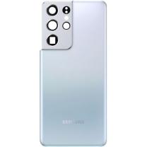 Vitre arrière Galaxy S21 Ultra 5G Argent (G998)