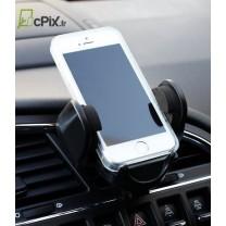 Support de voiture pour grilles d'aération universel pour Smartphone