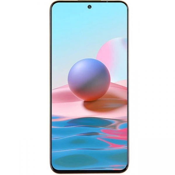 Vitre tactile écran LCD Redmi Note 10 4G