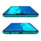 Vitre écran Huawei Y9 2019 châssis bleu